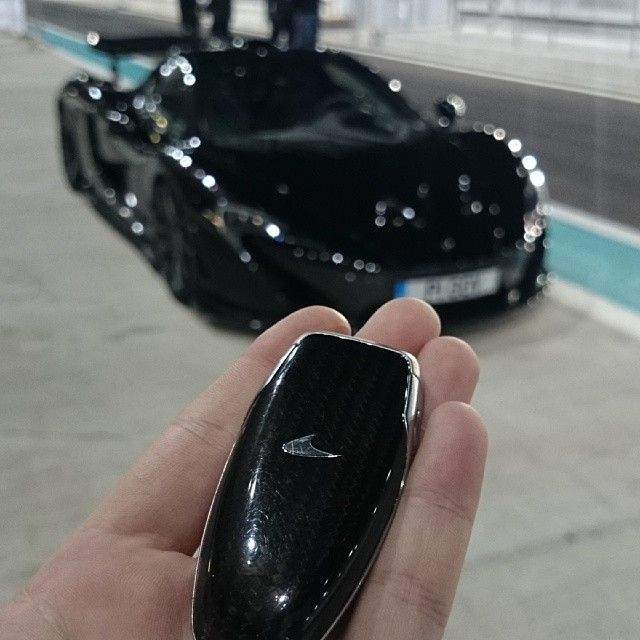 they keys to happiness…mclaren p1 © shmee 150 | cars ♥ | key to