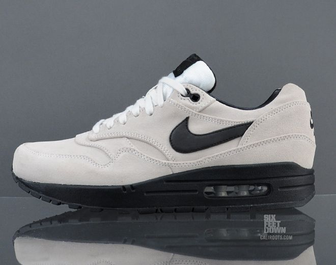 digerir referir Genuino  Nike Air Max 1 Premium (512033 100) - Caliroots.com   Nike shoes ...