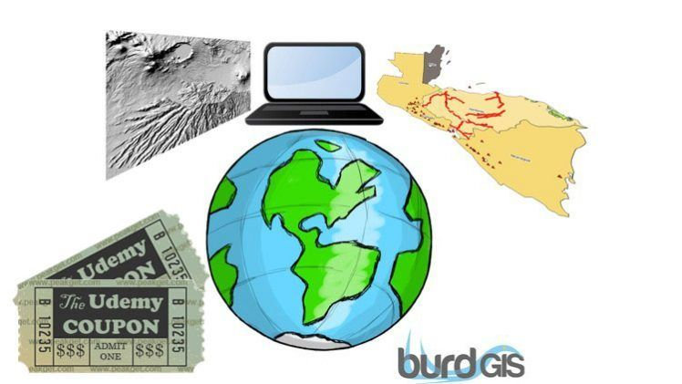 An Introduction to GIS and QGIS | online courses coupons | Coupon