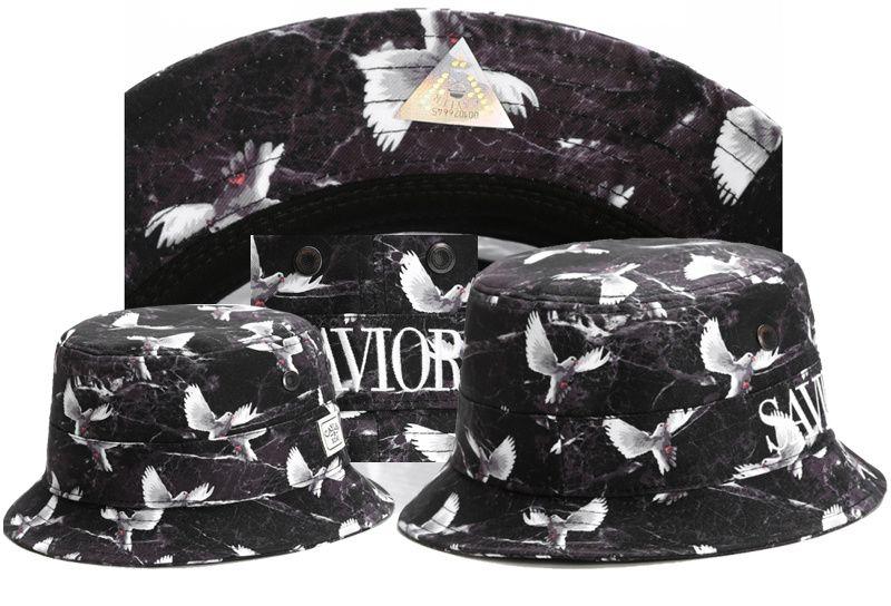 4b56c4eae7f Men s   Women s Cayler   Sons C   S BL Savior Pigeons Bucket Hat - Black    White