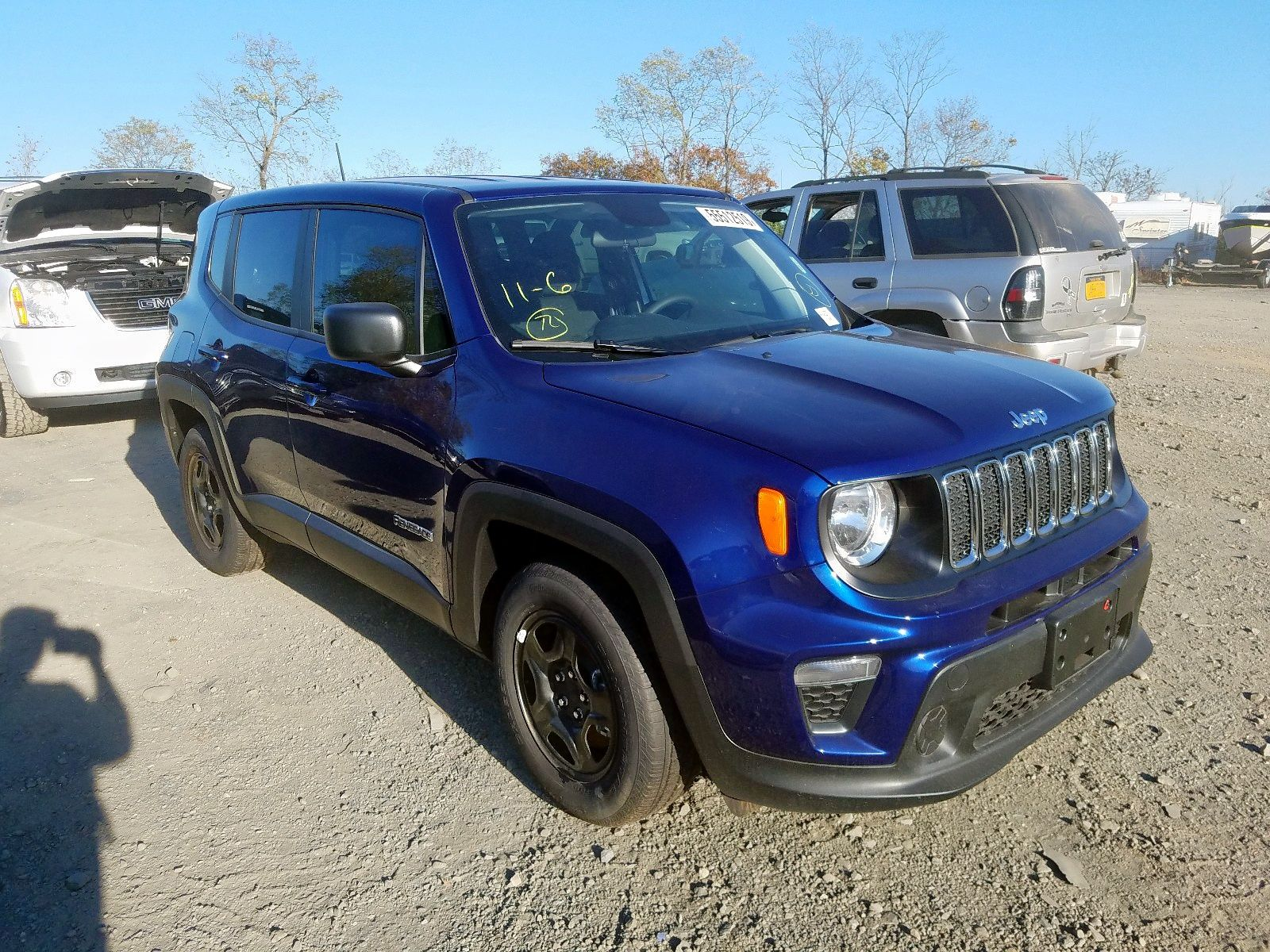 Pin by BidGoDrive on NEW ARRIVALS Jeep renegade, Suv for