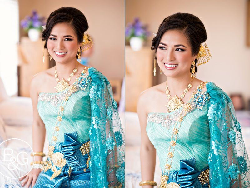 Khmer wedding dress pictures