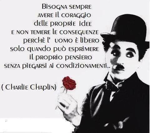 Il Cinema Poetico E Dissacrante Di Charlie Chaplin Citazioni