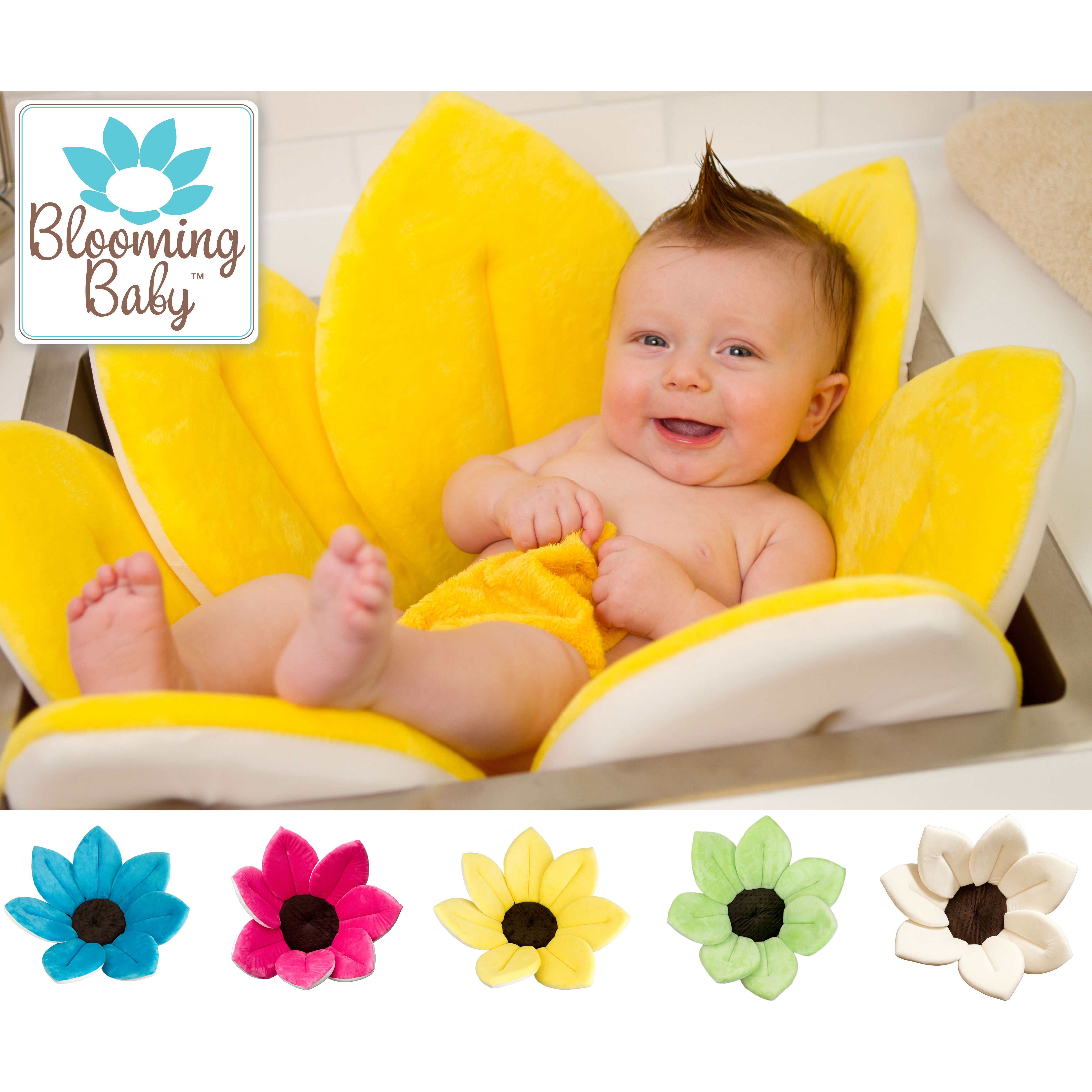 Next baby shower gift! Adorable and unique. Blooming Bath baby bath ...