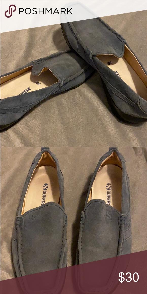 "Mocassini"" loafers Superga, Made in"