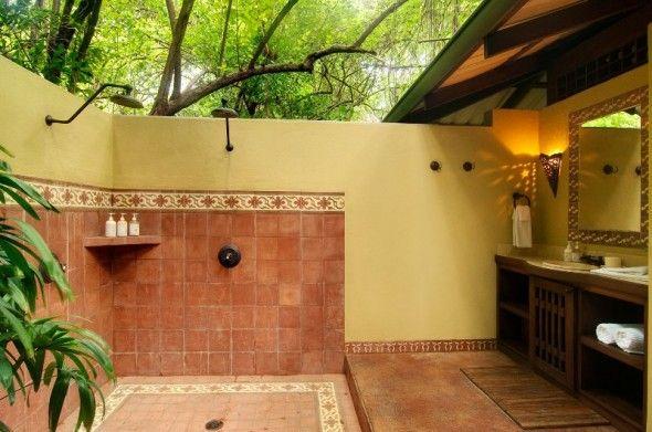 Open Sky Bathroom