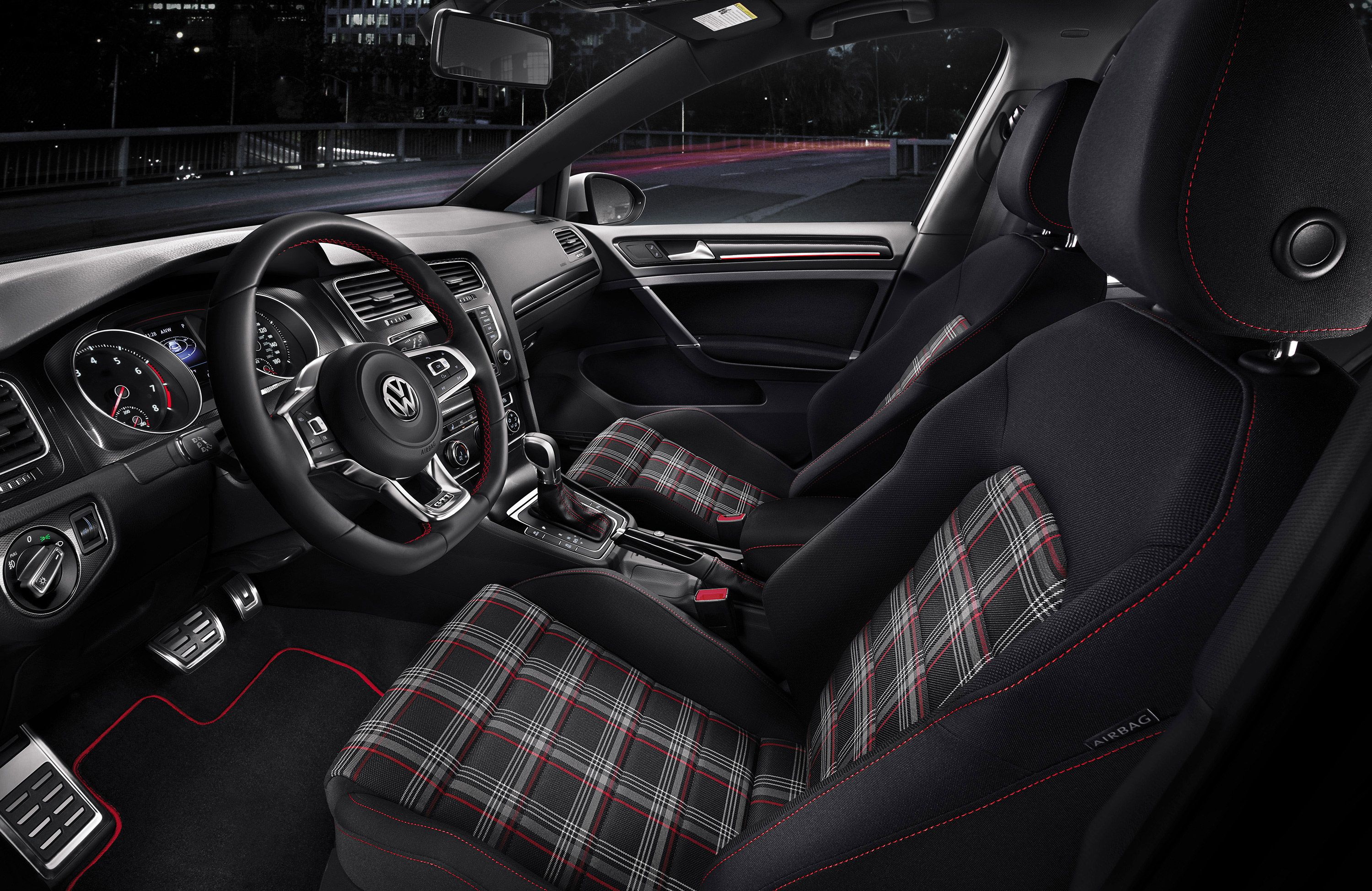 2015 Vw Golf Gti Performance Hot Hatch Volkswagen Autos Y