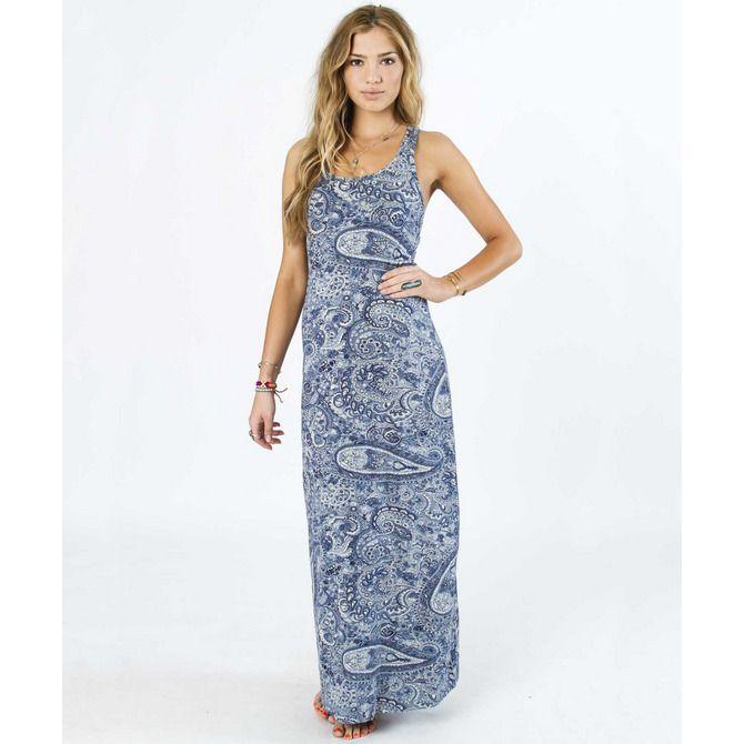 New Echoes Maxi Dress   Billabong US