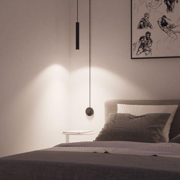 Bedroom Pendant Lights: 40 Unique Lighting Fixtures That Add ...
