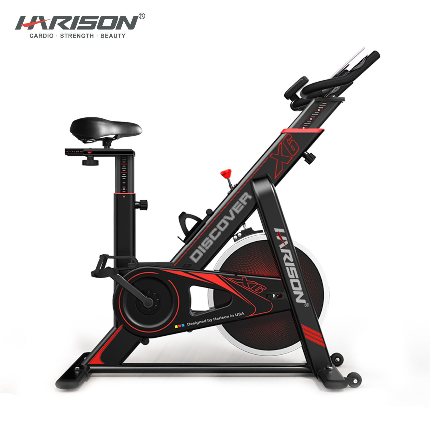 Harison X6 Exercise Bike For Home Workout Biking Workout