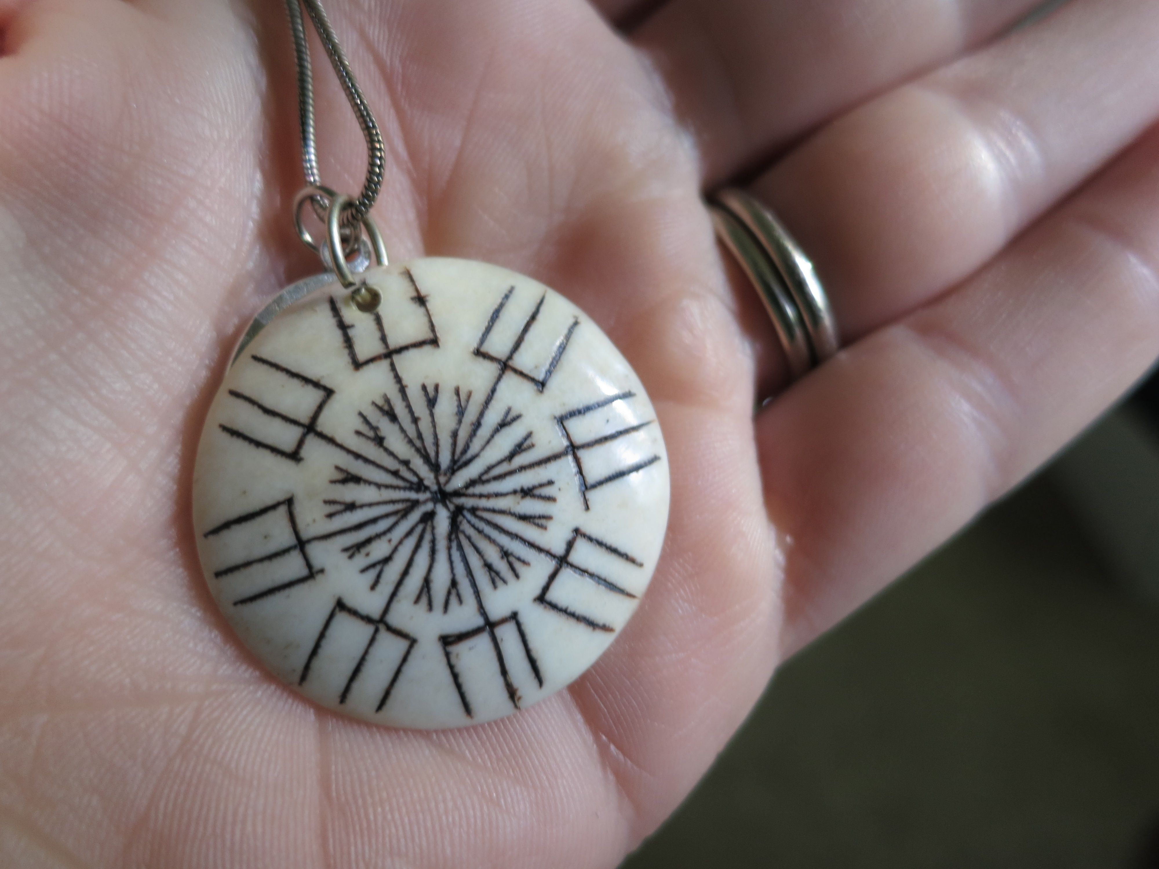 Native american luck symbols native american pendant native native american luck symbols native american pendant buycottarizona Image collections