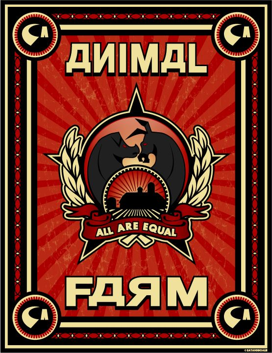 animal farm by george orwell is an absolute must short   animal farm by george orwell is an absolute must short