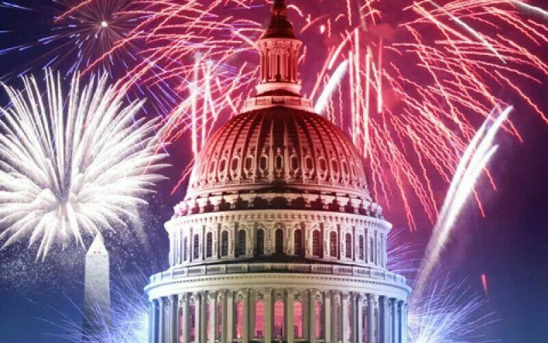 4th of July in DC