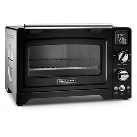 Kitchenaid 4 Slice Black Convection Toaster Oven Kco275ob Countertop Convection Oven Convection Toaster Oven