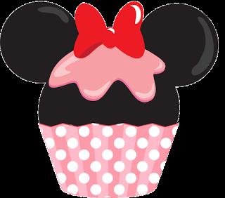 cabeza de minnie mouse para imprimir gafetes pinterest mice