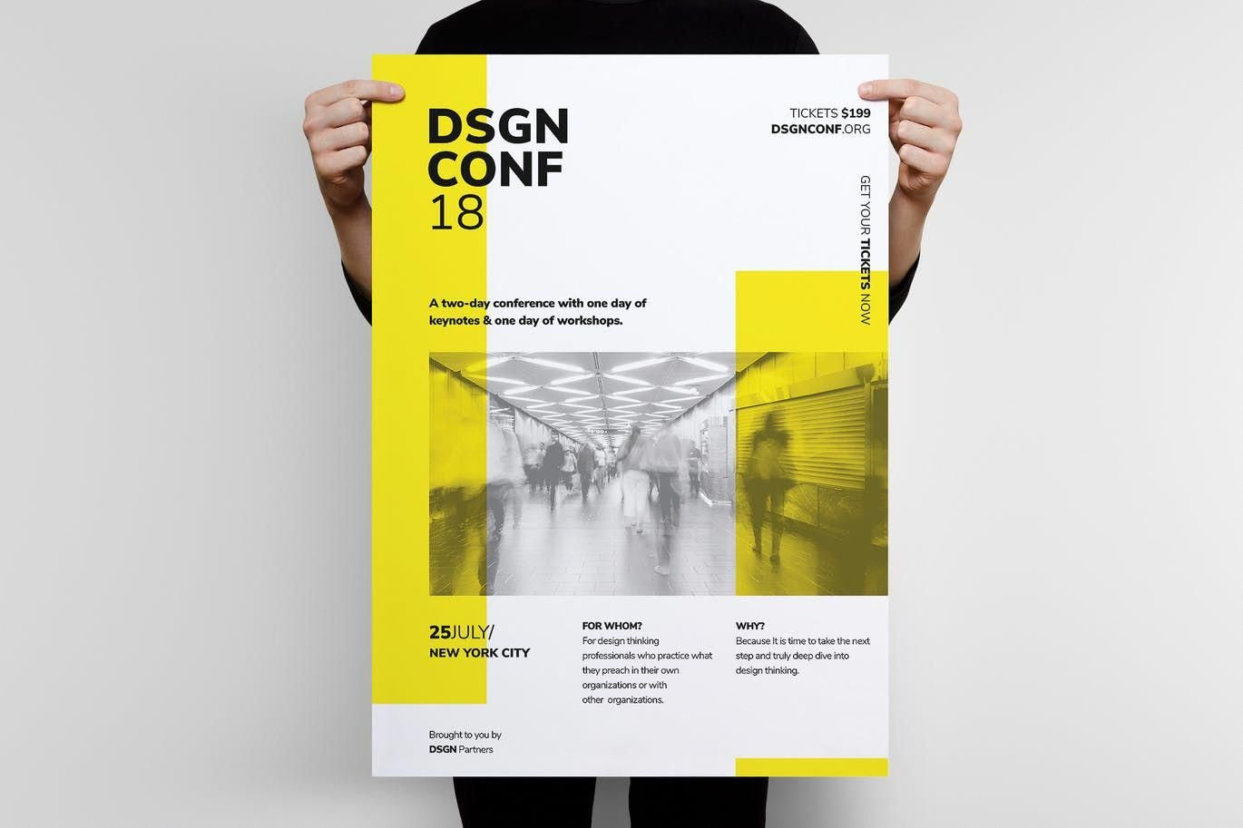 Dsgn Series 6 Poster Flyer Template Ai Psd A3 Unlimiteddownloads Poster Template Design Poster Layout Grid Poster