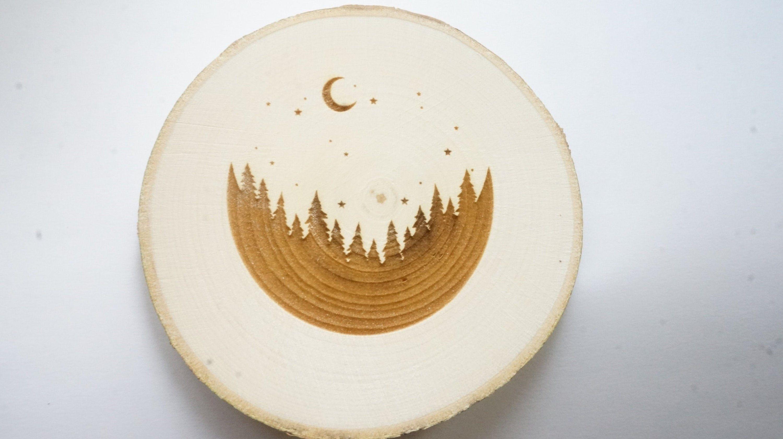 Flat Tops Wilderness Ornament