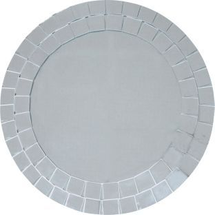 new styles 282d8 143e8 Home Round Mosaic Bathroom Mirror | cloakroom in 2019 ...