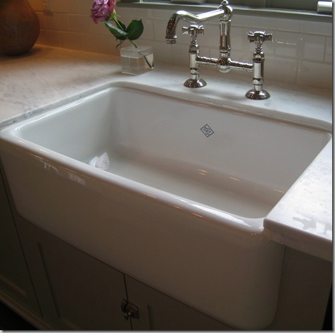 Attractive The Original Shaw Farm Sink With The Cute Emblem. This Brand Is My Favorite  Of