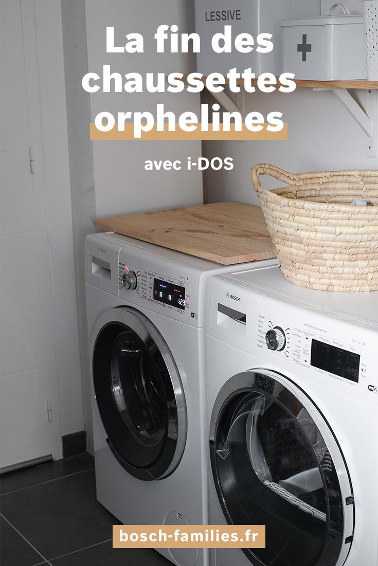 Bientot La Fin Des Chaussettes Orphelines Avec Mon Lave Linge I Dos Boschfamilies En 2020 Lave Lave Linge Panier Linge Sale