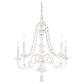 Illuminate your dining room or master suite in style with