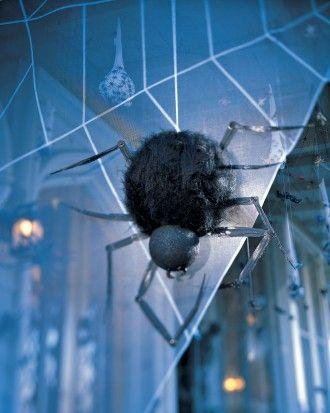 Spider Sentry halloween halloween crafts crafty decorations happy - giant spider halloween decoration