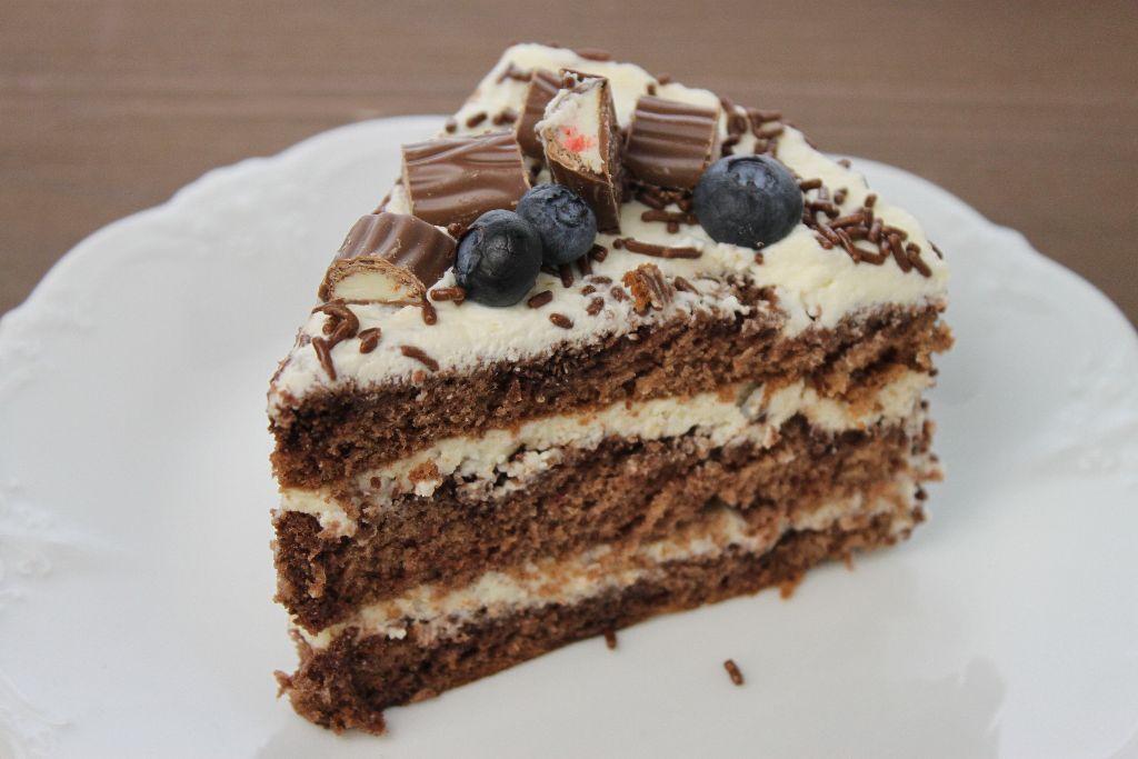 Yogurette Kuchen Backen Yogurette Torte Selber Machen Torten