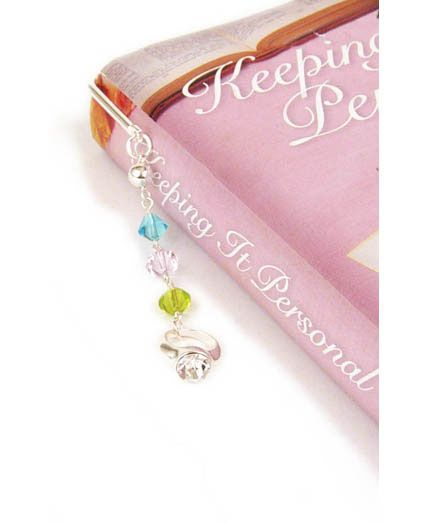 Show details for Beaded Bookmark