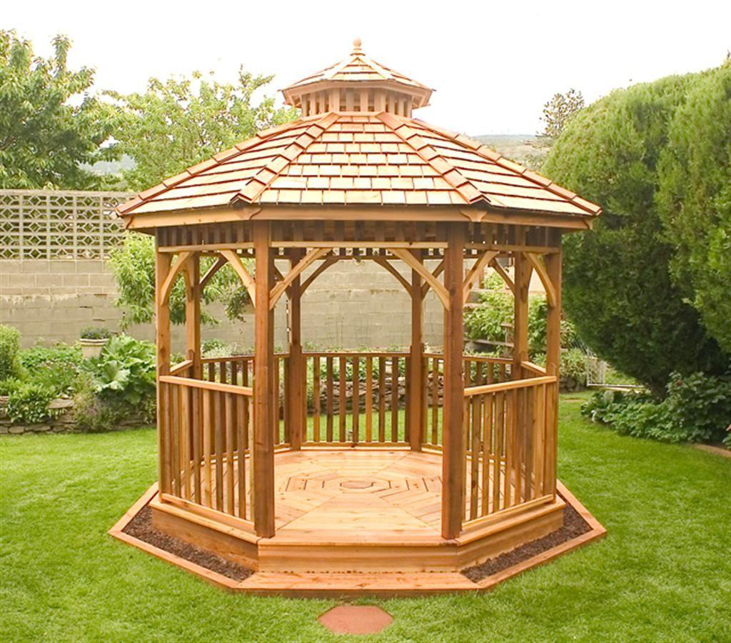Elegant Pavillon, Gartenstrukturen, Outdoor Plätze, Outdoor Pflanzen, Spaß Im  Freien, Hinterhofideen, Gartenlaube, Laubengang Kits, Pavillon Ideen