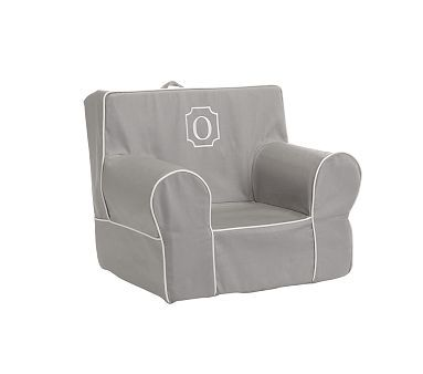 My First Gray Harper Anywhere Chair 174 Pottery Barn Kids