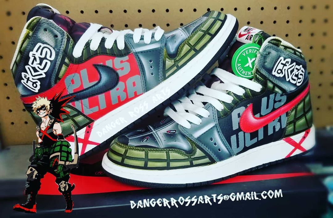 Custom sneakers, Custom shoes