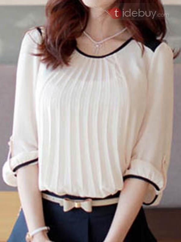 resultado de imagen para blusas modernas moda coreana