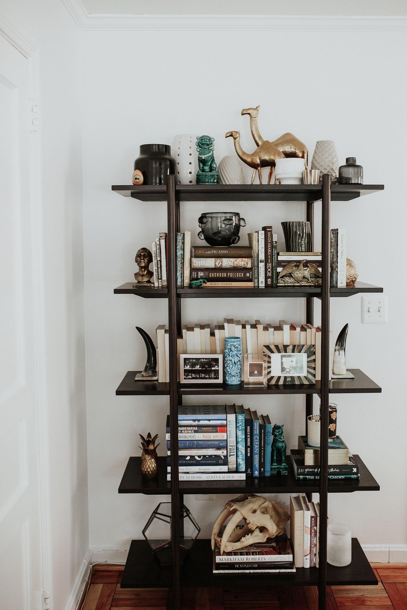My Bookshelf Deconstructed White HousesBookshelvesBookshelf