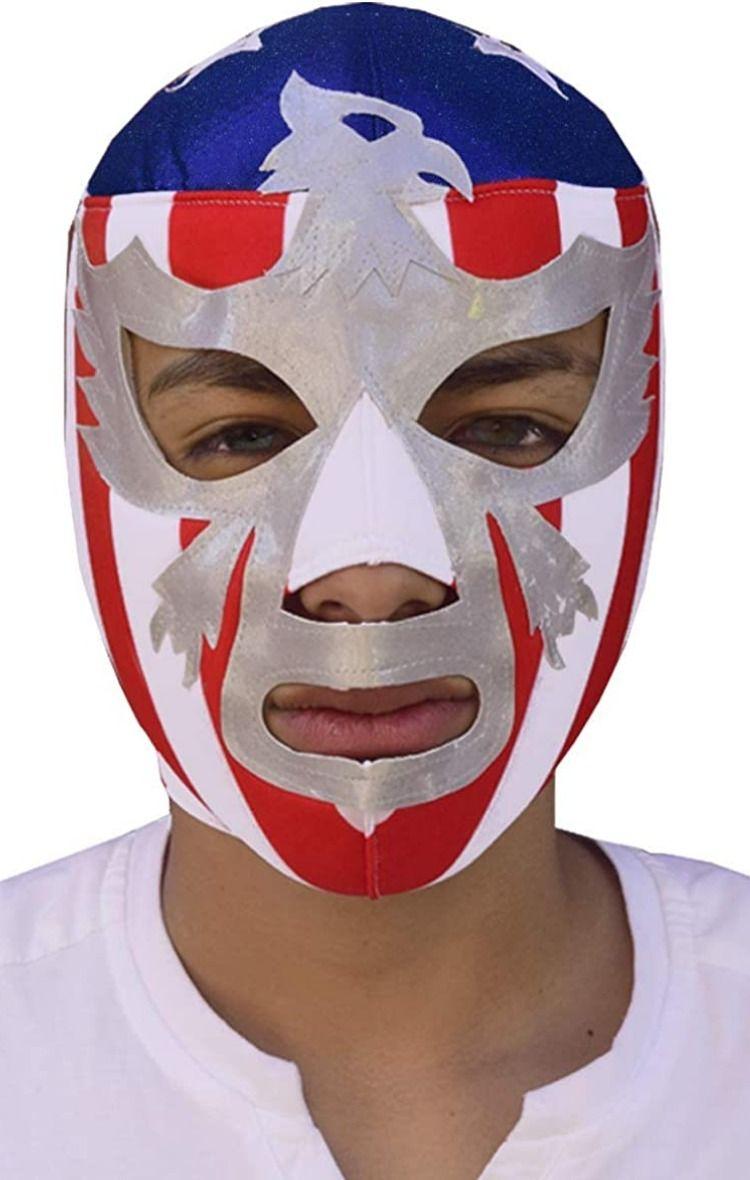 #KidMask  #luchalibreMask #luchadorKidMask #WrestlingMaskForKid #WretslerMask #WrestlerGift #WrestlingMan #LuchaLibreMexicana #LuchadoresMexicanos #LuchaLibreMexicanaMascaras #Wrestling #LuchaLibre #Lucha #MexicanCostume #MexicanParty #MexicanWrestling #PatriotAmerica  #CostumePatriotAmerica  #MexicanMask  #MaskPatriotAmerica#DisfrazParaNiño ⬆️You can buy HERE  ⬆️