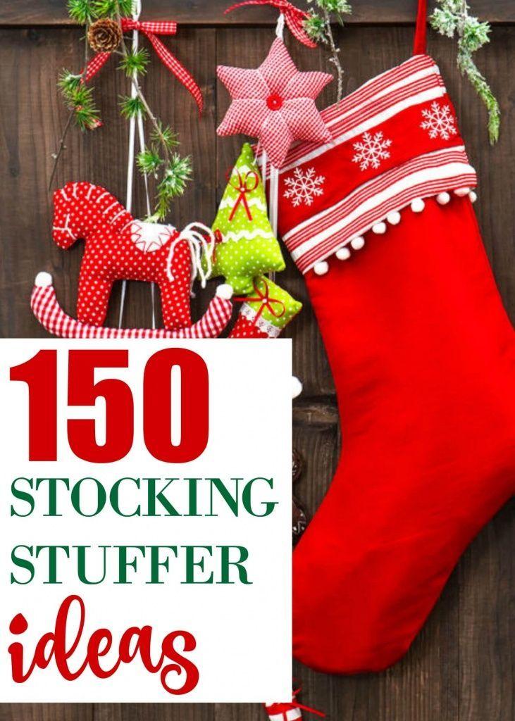 150 Stocking Stuffer Ideas Fun Christmas Morning Gift To Create Holiday Memories