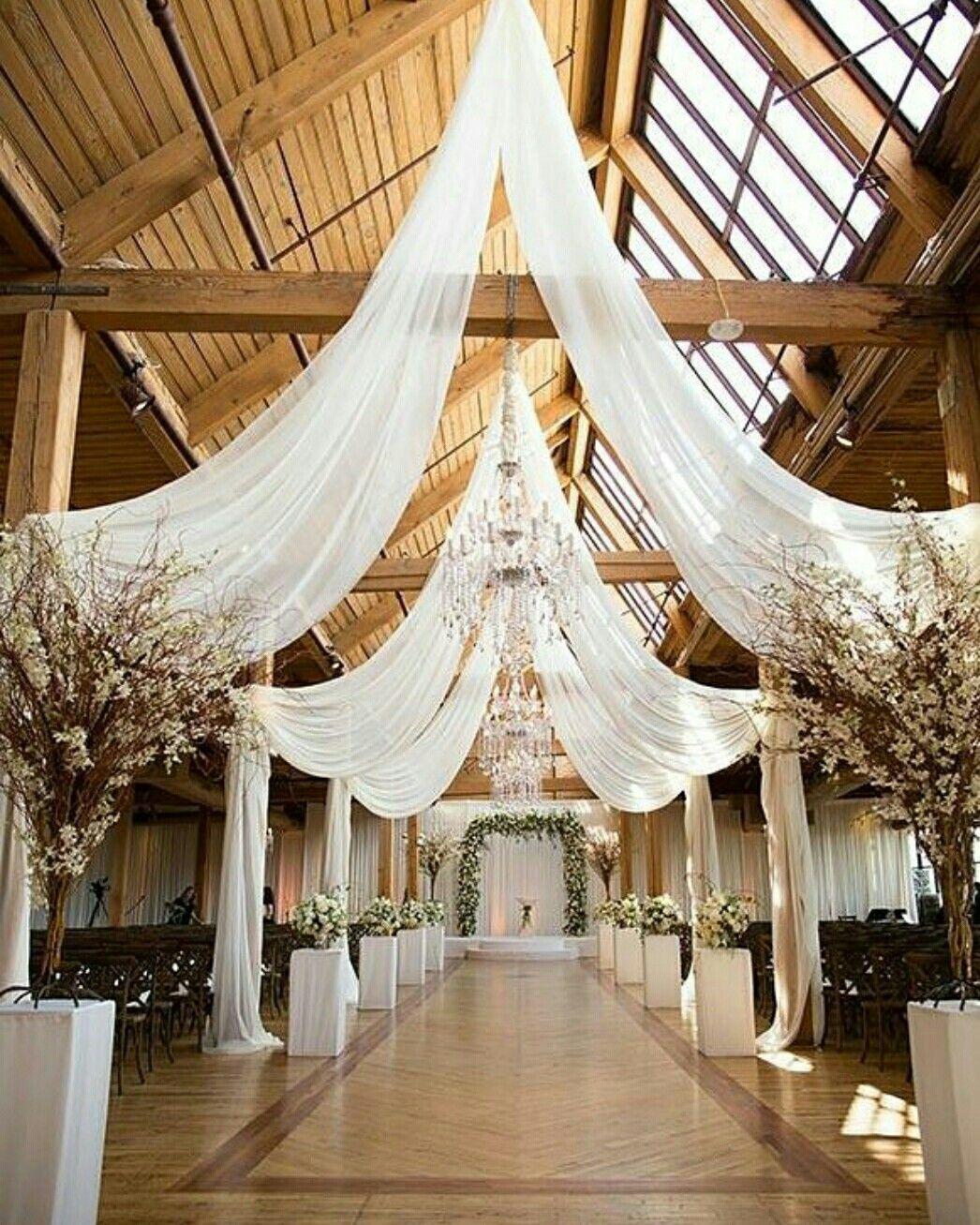 Cheap Wedding Reception Venue Ideas: Beautiful Cerimony Area