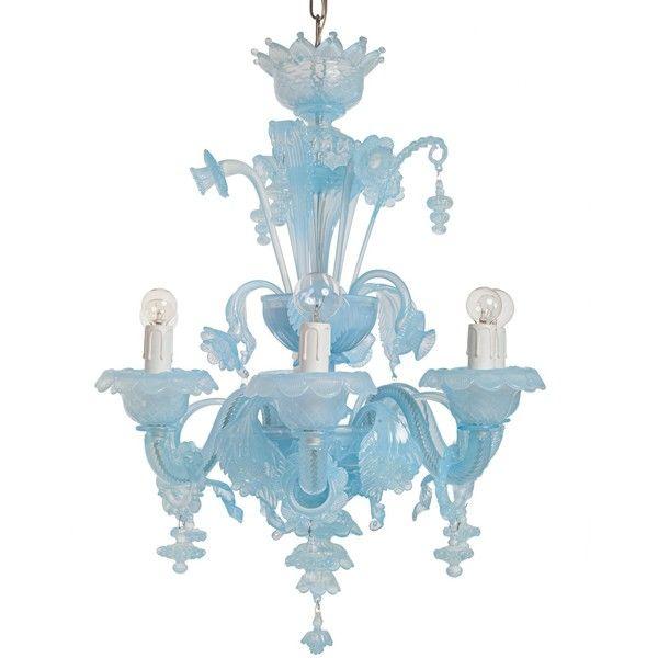 Opaline Modern 6 Light Chandelier 995 Liked On