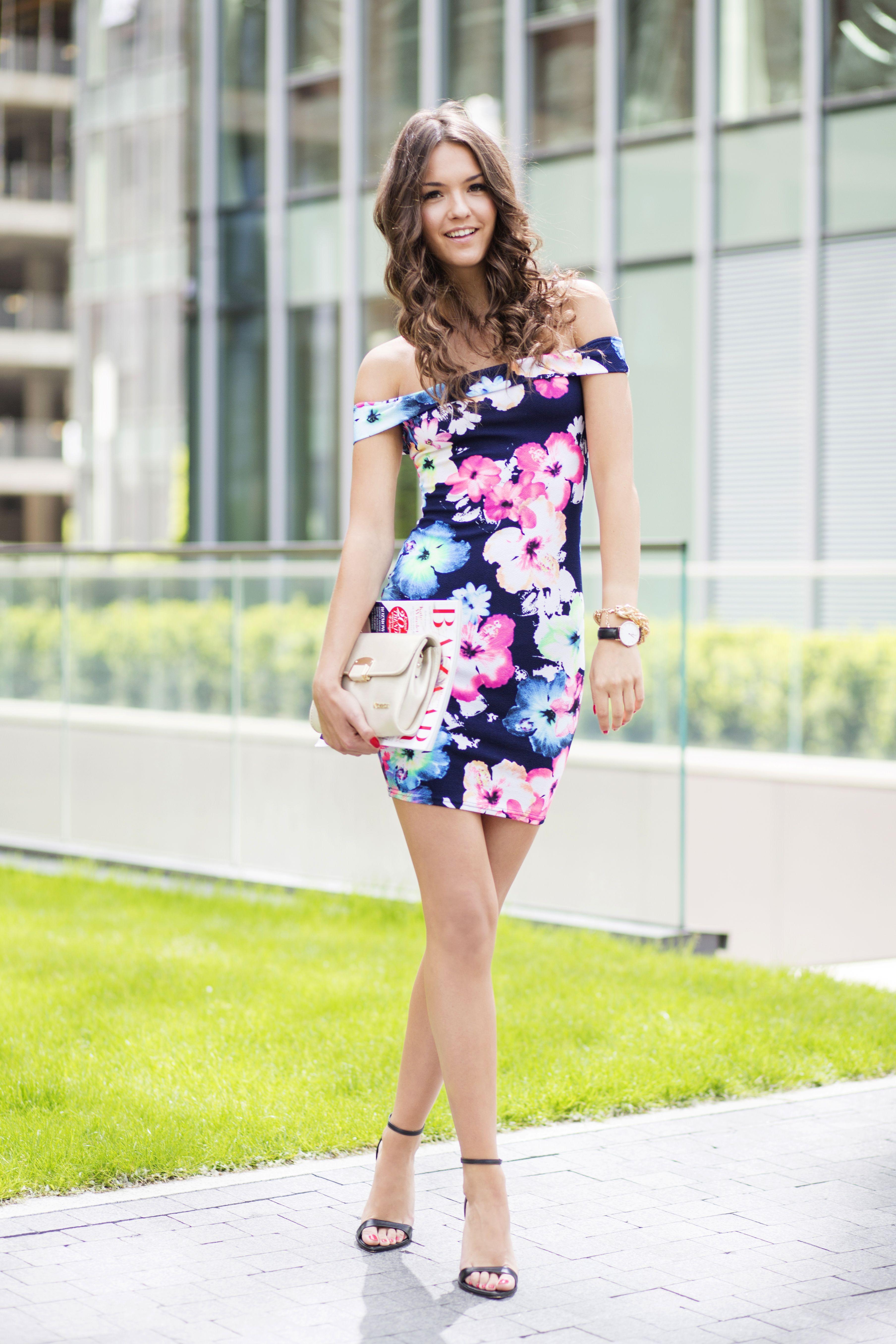 Sukienka Fiona Sukienki Sukienki Na Kazda Okazje Style Dresses Fashion