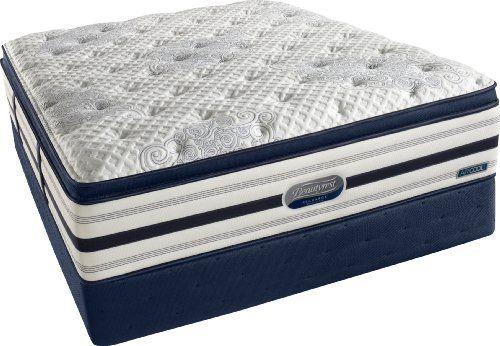 Beautyrest Recharge World Class Sweetbriar View Plush Pillow Top