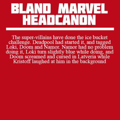 Bland Marvel Headcanons - This is Perfect! Loki lol