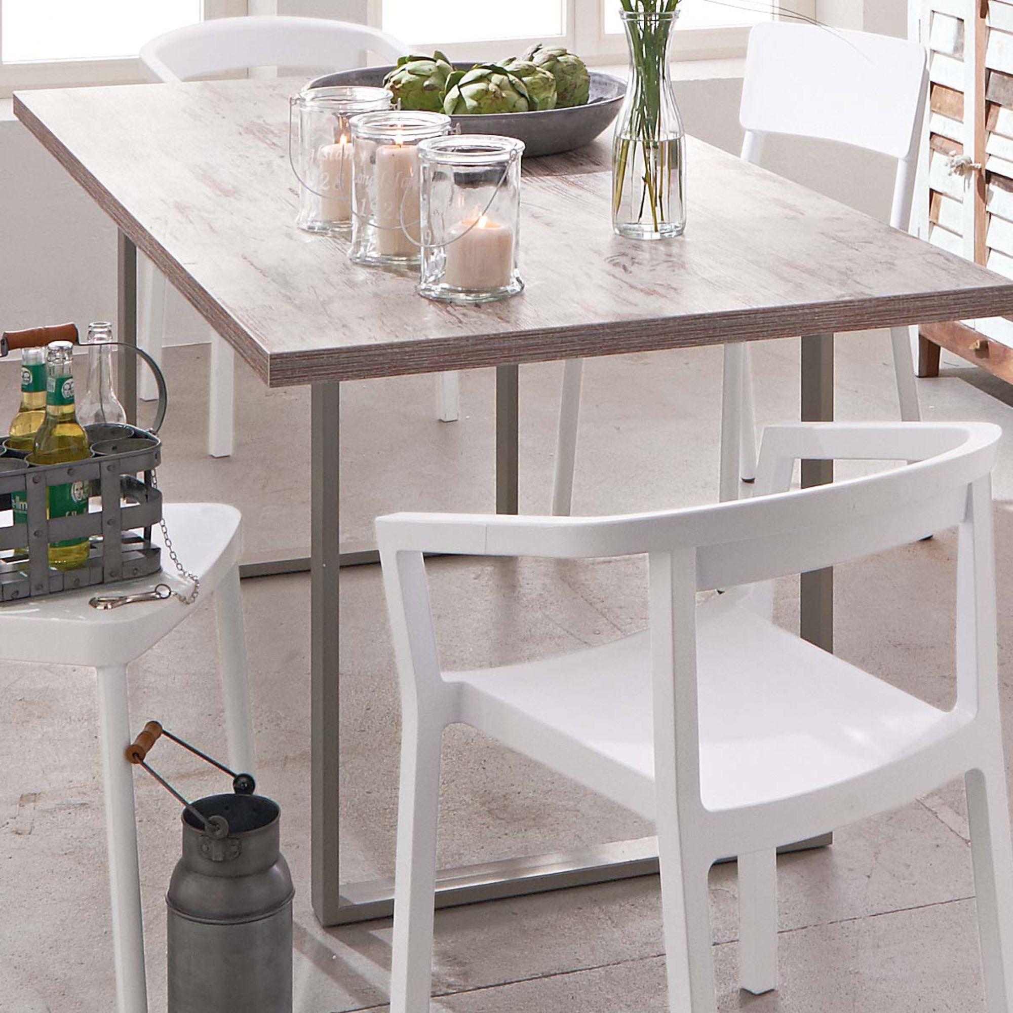 Passt zu weiß Esstisch.   Esstisch, Tisch