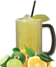 Jose Pepper's classic Jose-Rita is a favorite anytime. Also try our strawberry or peach margarita!