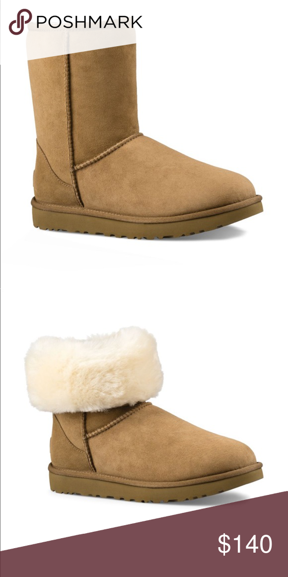 9987dfd7b5 Ugg Classic short boot Ugg classic short boot in color chestnut I have size  7 and 8 UGG Shoes Winter   Rain Boots