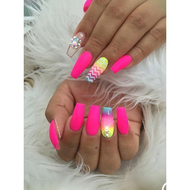 Pin de Janiqua_💋💕 en Beautiful nails! | Pinterest | Arte uñas y Arte