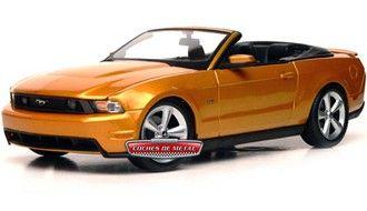Mustang Dorado >> 2010 Ford Mustang Gt Convertible Dorado Ma31158 Maisto 31158