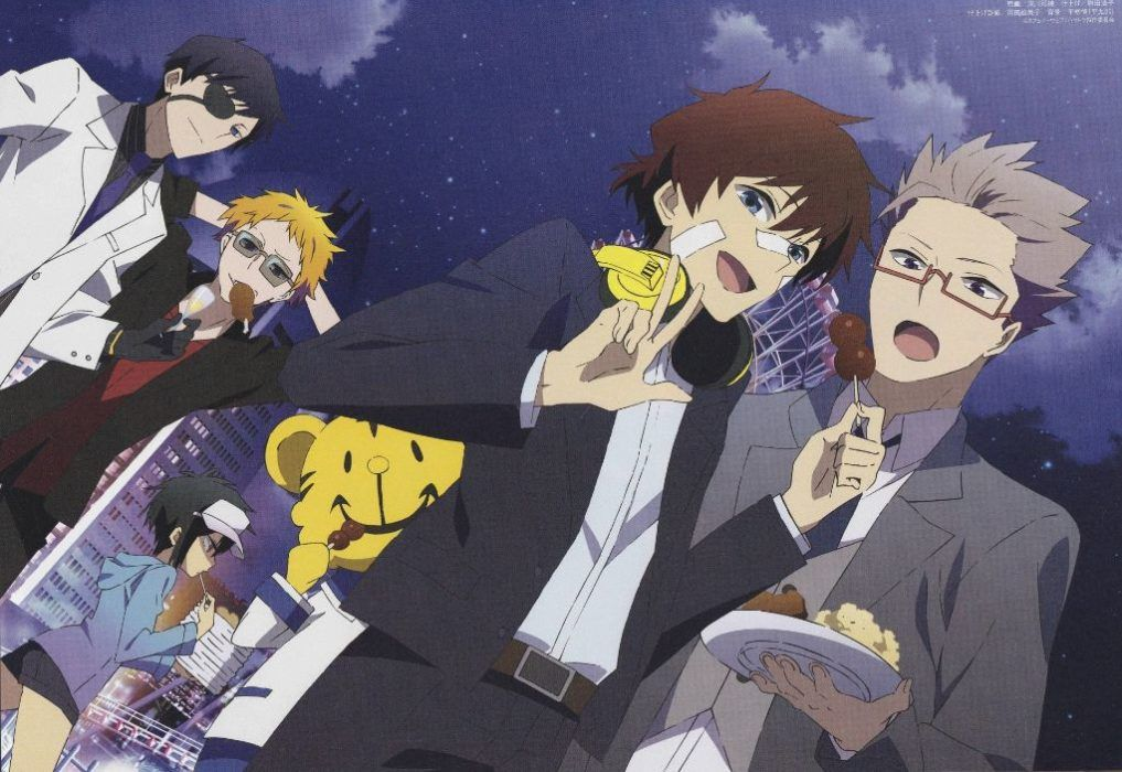 The Greatest Hamatora The Animation Quotes That Hold