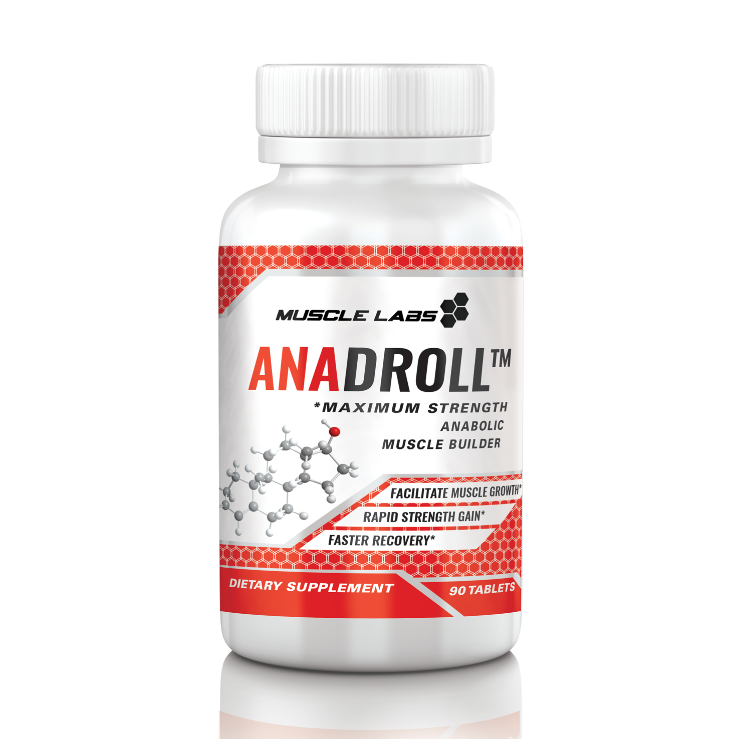 Anadrol-50 (Oxymetholone), marketed as Anadrol and Anapolon