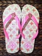 Tory Burch Thin Flip-Flop: ballet pink