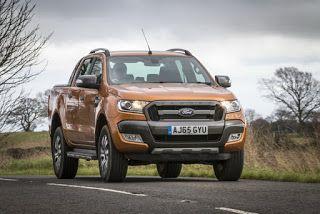 UNIVERSO PARALLELO: Versione Aggiornata Ford Ranger