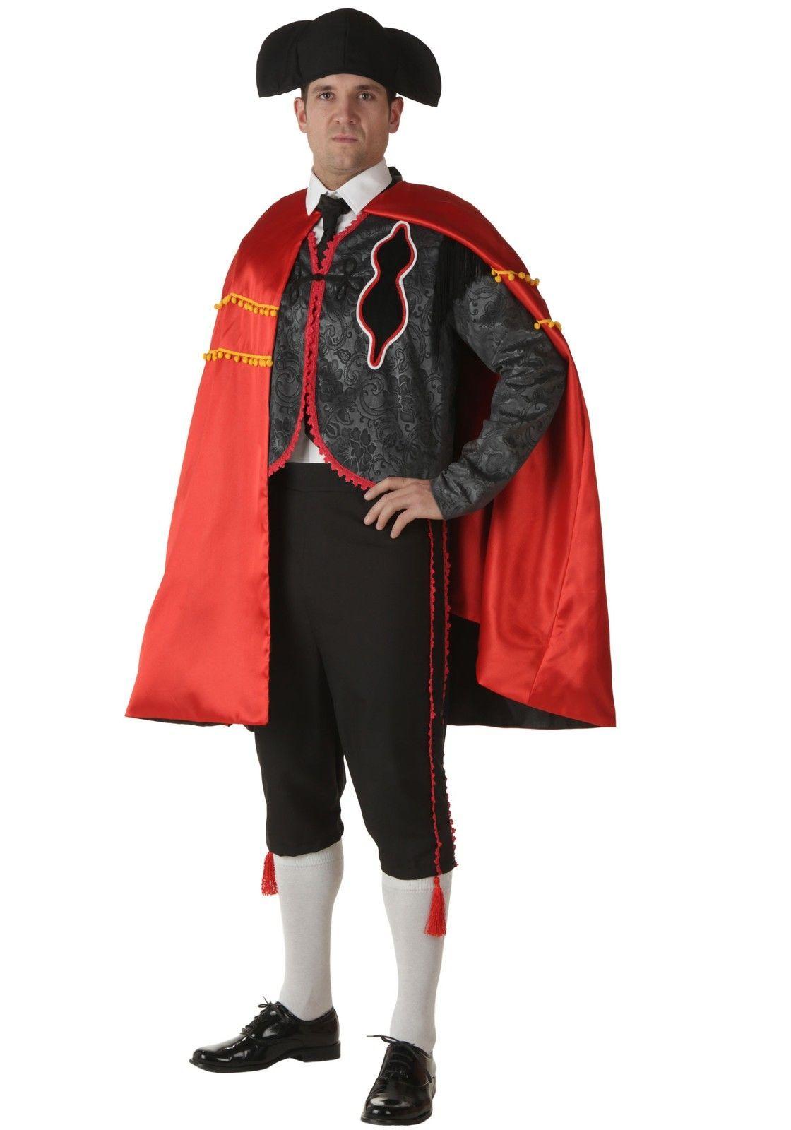 daed4331afa Matador Costume